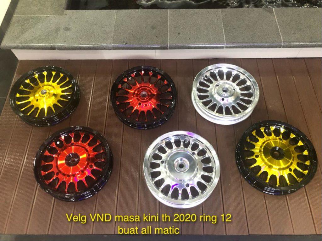 VND Velg ring 12 All Matic