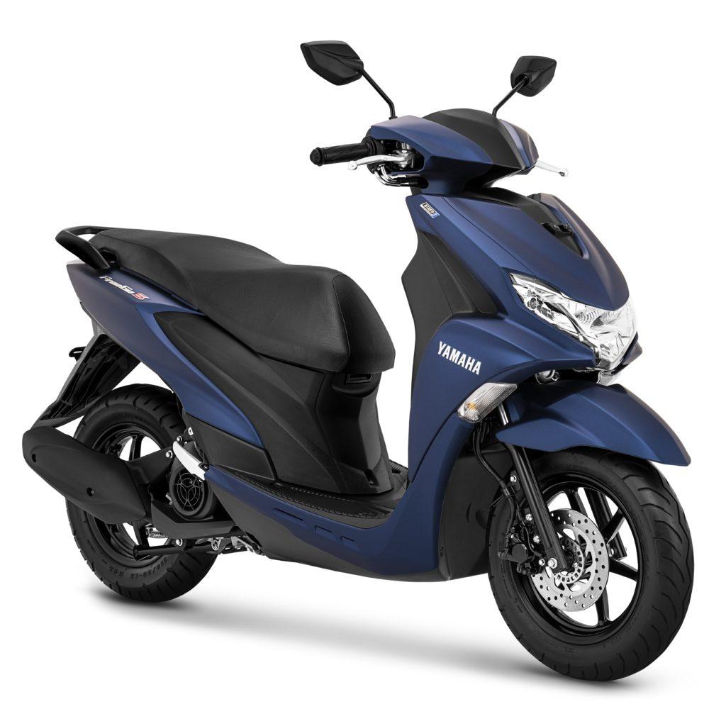 Warna Yamaha freego 2020 tipe standar