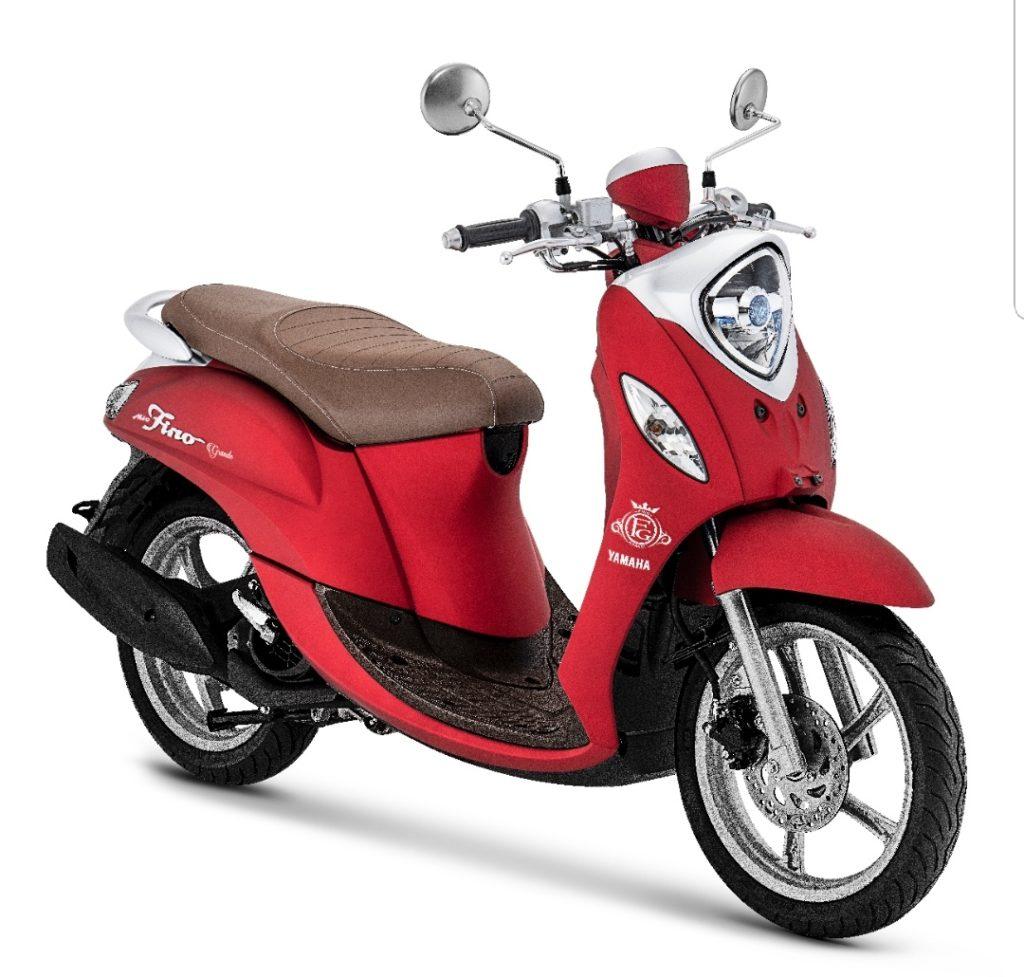 Yamaha fino grande 2020