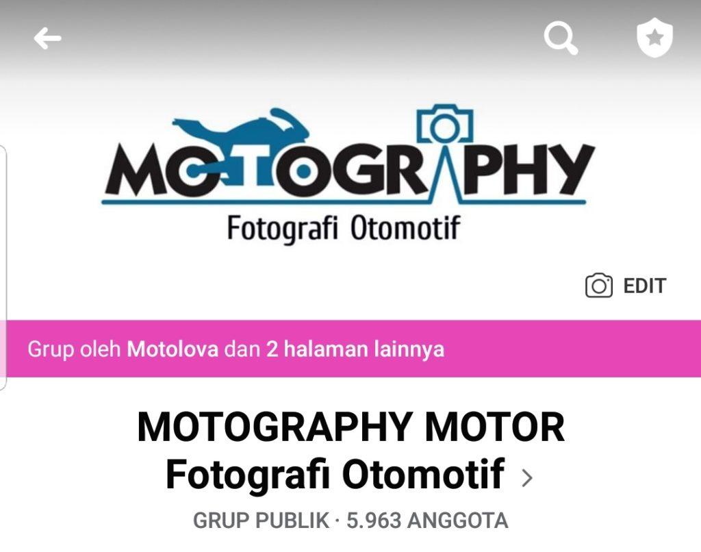 Grup facebook fotografi otomotif