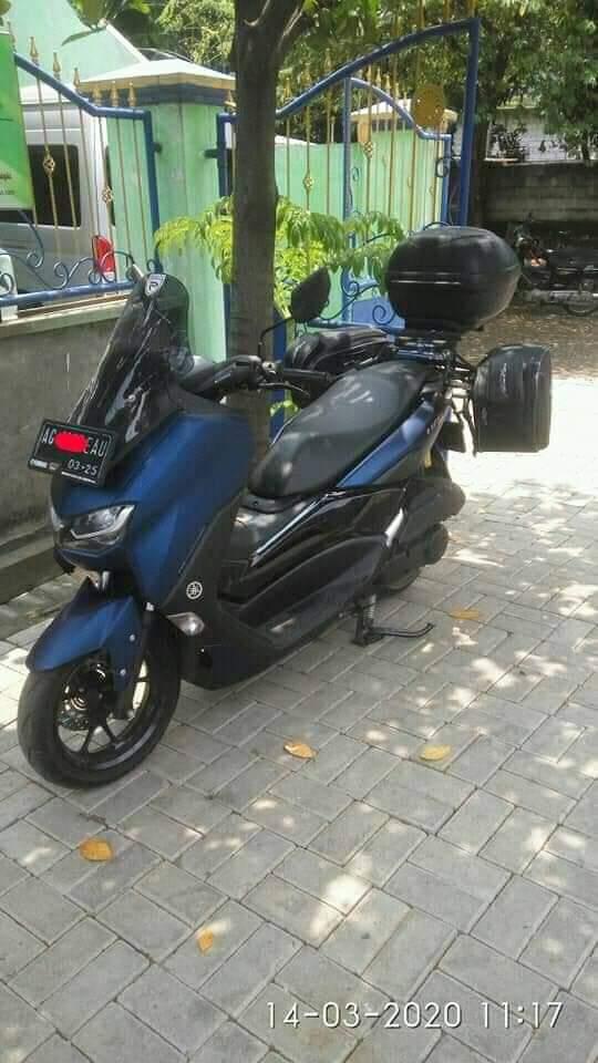 Urus stnk bpkb beli motor off the road