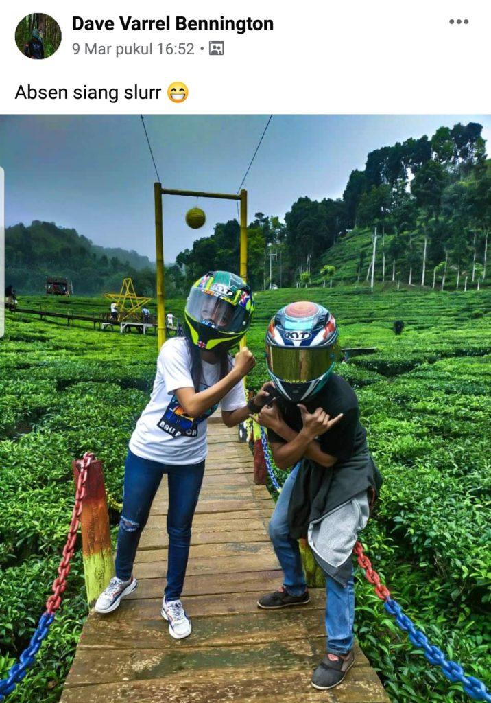 Hli helmet lovers indonesia