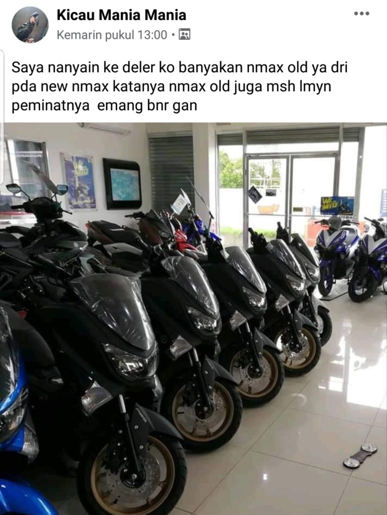 Nmax Old 2020