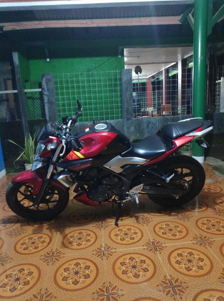 Yamaha mt 25 lama