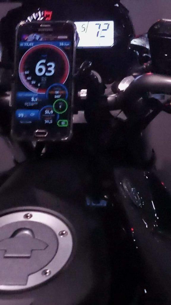 Kalibrasi speedometer motor