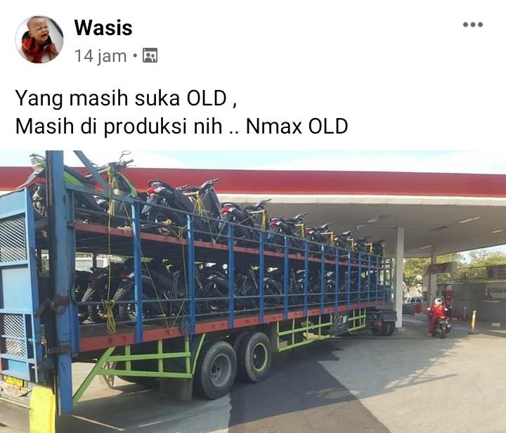 Yamaha nmax old masih di produksi?