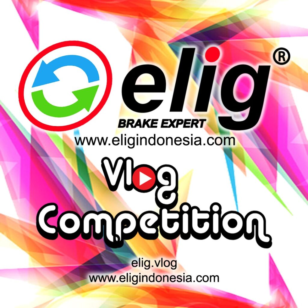 "Elig vlog competition ""Elig Merdeka"""