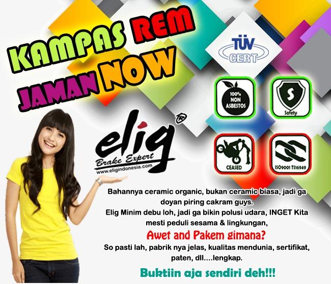 Kampas rem Elig Indonesia