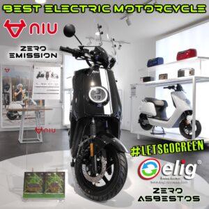 Elig Kampas rem motor listrik ramah lingkungan