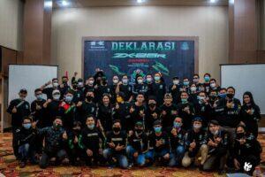 Deklarasi ZRI Kawasaki ZX2R Indonesia
