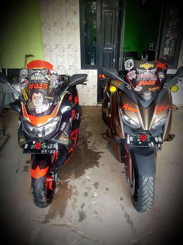 Oli motor sport untuk motor matic