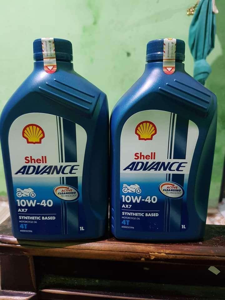 Oli shell motor sport