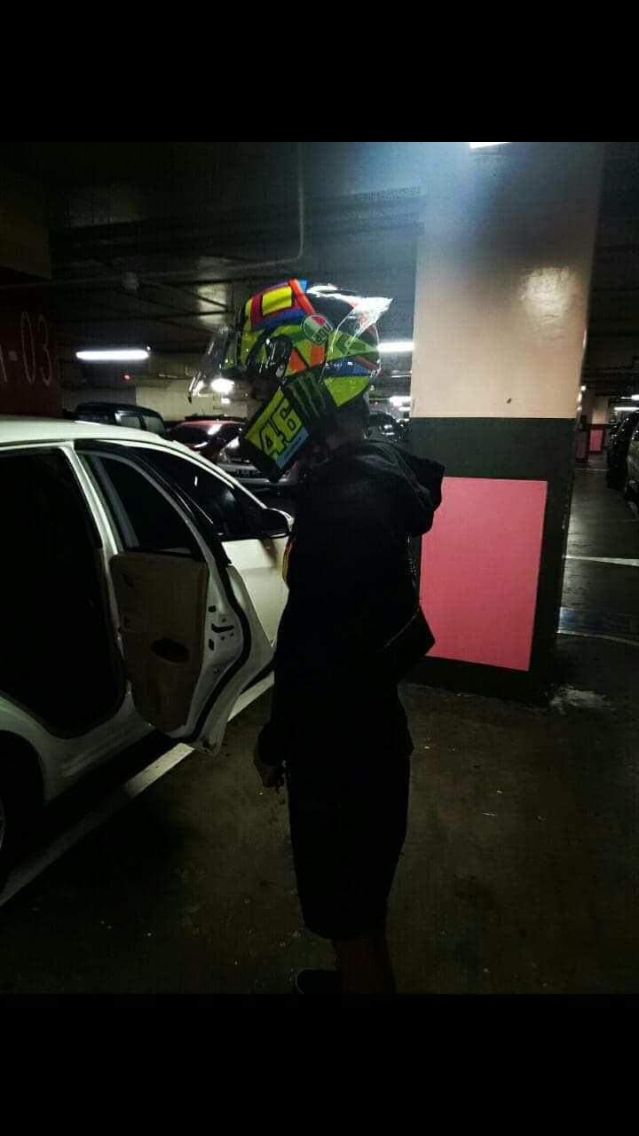 Helm Agv Pista Helmet Lovers